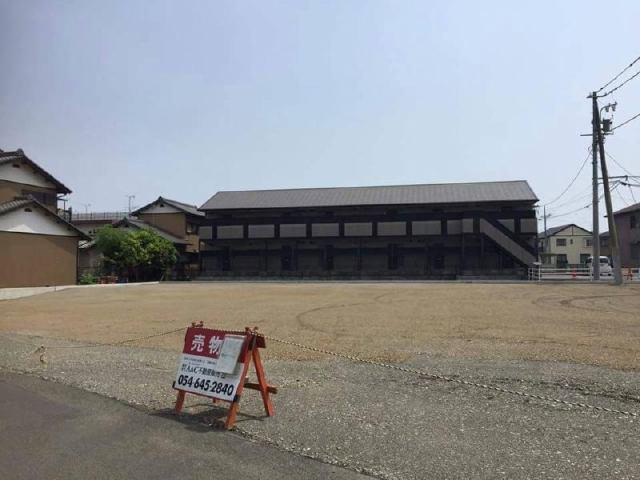 藤枝市下青島4区画の外観写真