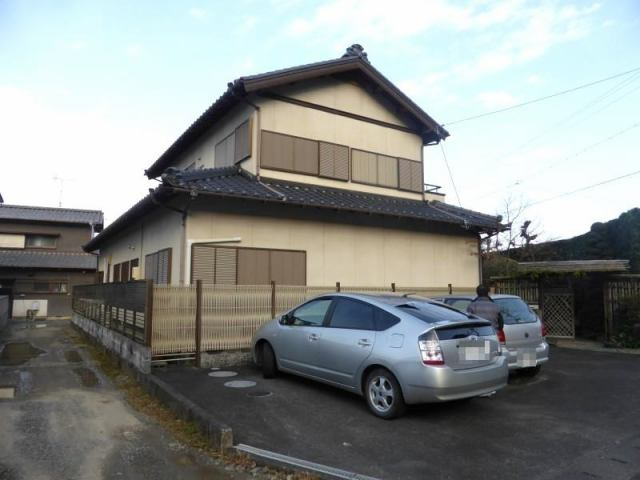 島田市番生寺の外観写真