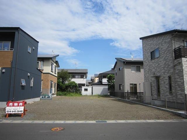 焼津市石津C区画の外観写真