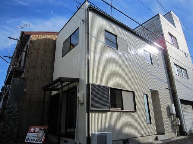 静岡市葵区八番町の外観写真