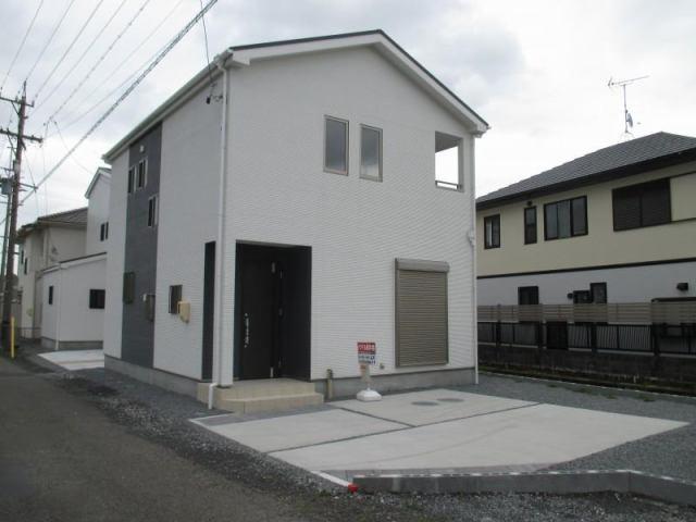 島田市御仮屋町A号棟の外観写真