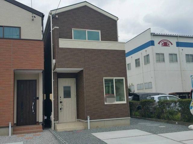 焼津市小屋敷1号棟の外観写真
