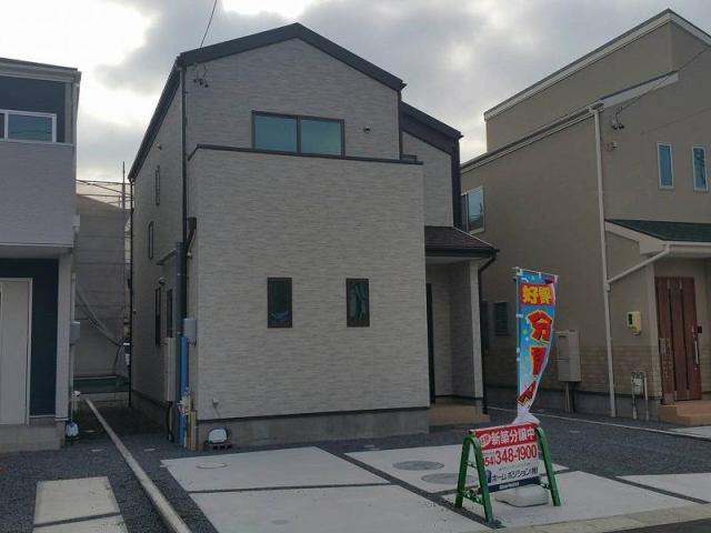 藤枝市時ケ谷5号棟の外観写真