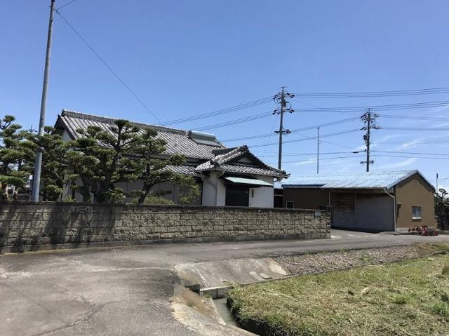藤枝市大東町A-7の外観写真