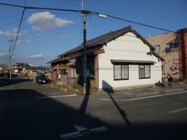 藤枝市大洲の外観写真