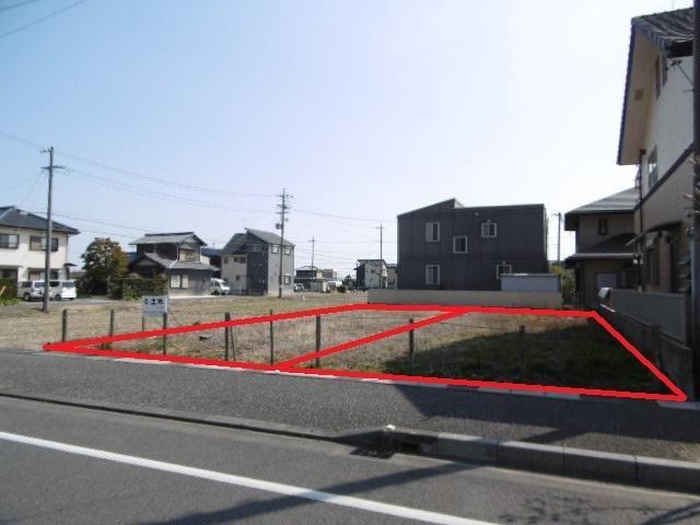 島田市岸町の外観写真