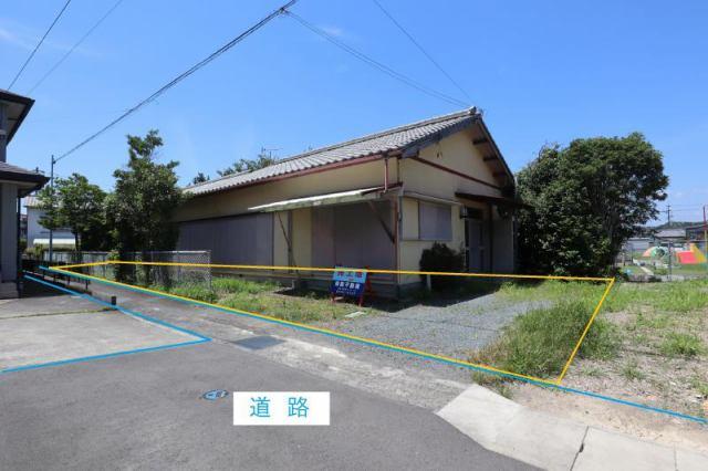藤枝市下青島の外観写真