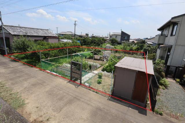 藤枝市下当間の外観写真