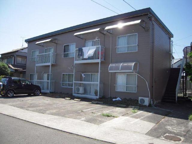 松村屋コーポの外観写真