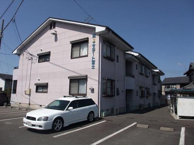 第2エステート富士の外観写真