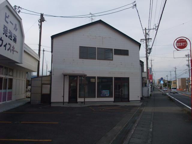 堀田テナント 2階の外観写真