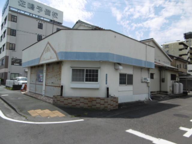 藤枝市駅前3丁目 板倉テナントの外観写真