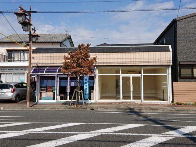 小沢テナントの外観写真