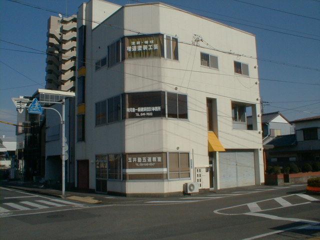 増道ビル 1階の外観写真