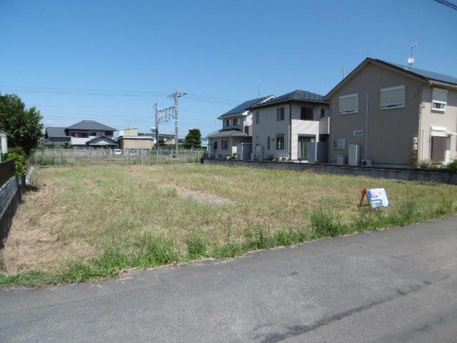 藤枝市高柳1丁目429-1貸地 事業用定期借地の外観写真
