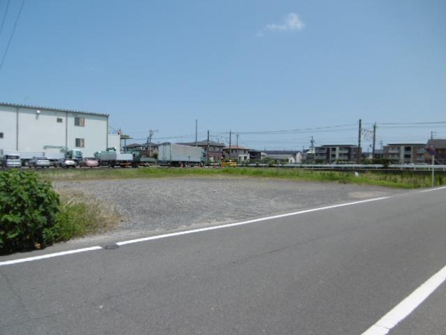 谷坂貸地の外観写真