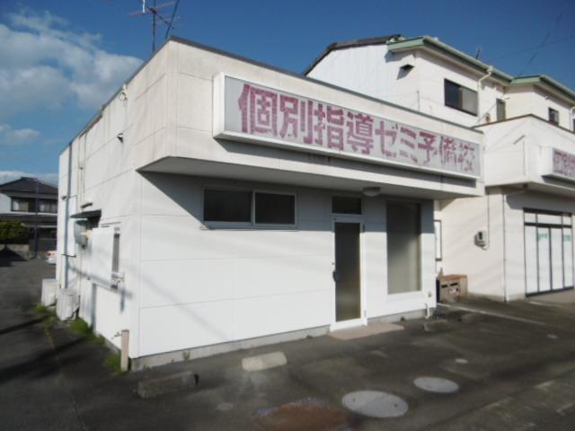 増田貸店舗の外観写真