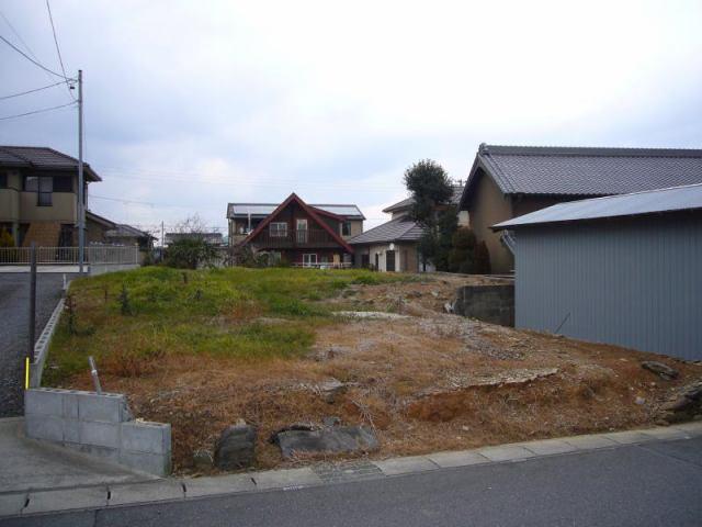 六栗土地 分家用地の外観写真