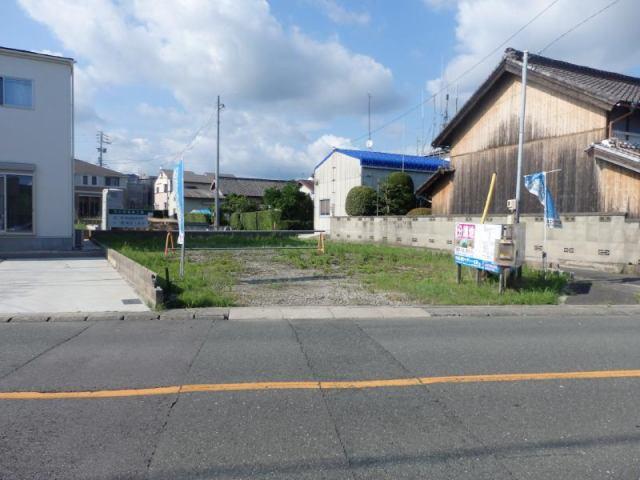 愛知県蒲郡市大塚町上向山 B区画の外観写真
