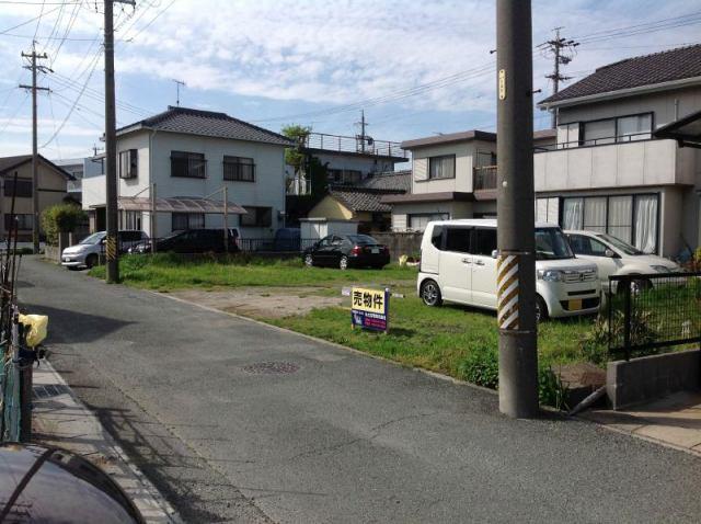 愛知県蒲郡市三谷町七舗142-31、142-32、142-33船町通の外観写真