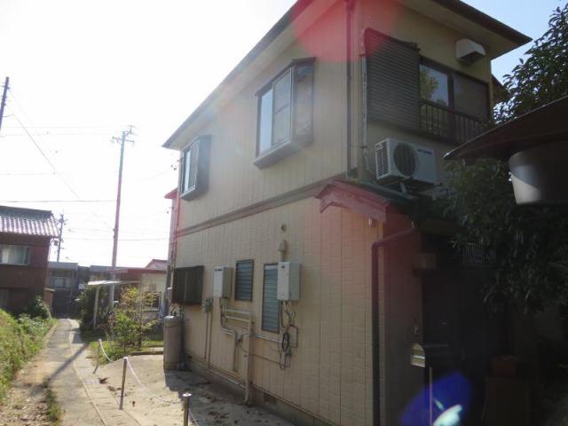愛知県蒲郡市三谷町向山16-5の外観写真