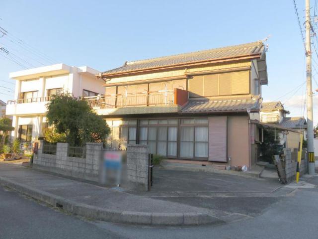 愛知県蒲郡市形原町北浜10番13の外観写真