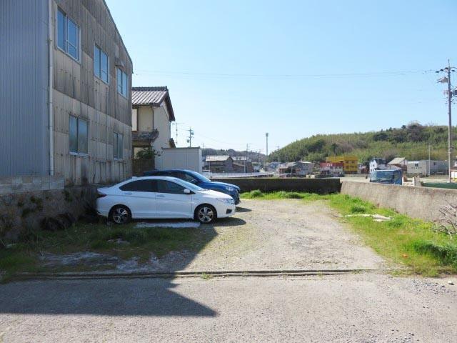 愛知県蒲郡市西浦町前浜45番の外観写真