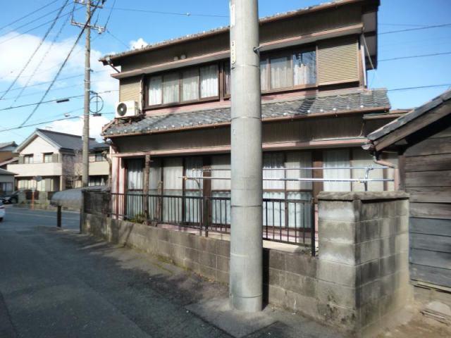 愛知県蒲郡市大塚町丸山19番2、18番2の外観写真