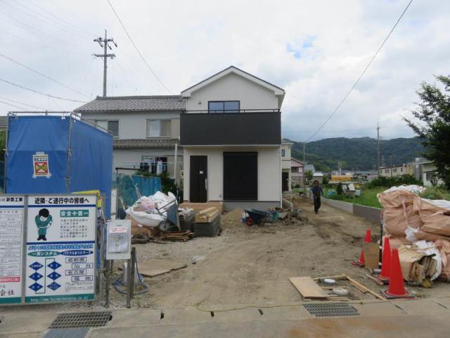 愛知県蒲郡市大塚町岸脇55-1 1の外観写真