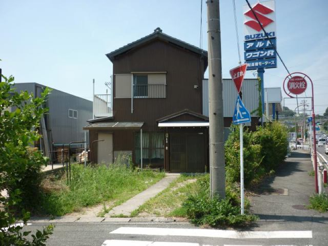 愛知県蒲郡市大塚町西屋敷58番1の外観写真