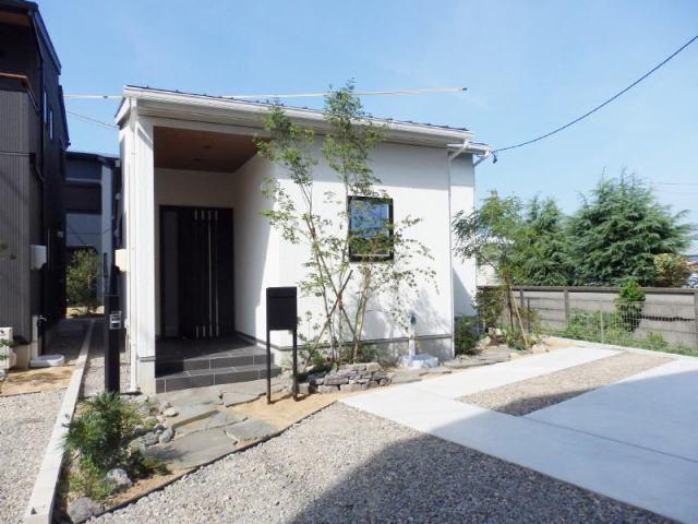 愛知県蒲郡市形原町広田Cの外観写真
