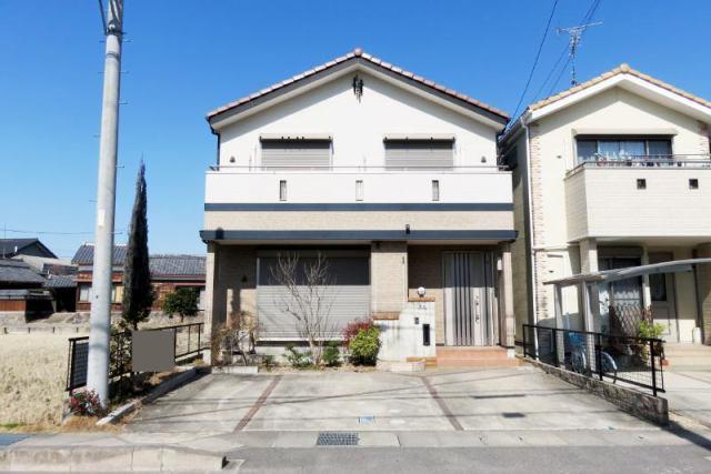 愛知県岡崎市中島町後屋敷4番3の外観写真