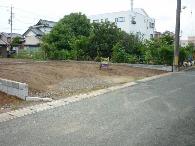 愛知県蒲郡市三谷北通六丁目121番1、122番1の外観写真