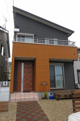 愛知県蒲郡市大塚町大門の外観写真