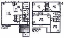 新築戸建 稲沢市稲葉第4 2号棟