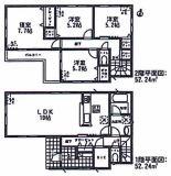 新築戸建 稲沢市稲葉第4 4号棟