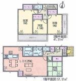 新築戸建 一宮市三ツ井第3(全9棟) 9号棟