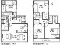 新築戸建 稲沢市長束町(全1棟)