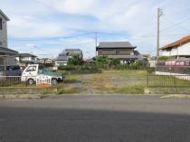 春日井市東野町2丁目より分筆 西側
