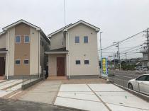 武豊町冨貴北側1号棟の外観写真