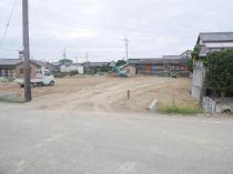 常滑市熊野町4丁目B・C区画各70坪