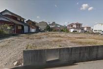 土地 西尾市法光寺町東山の外観写真