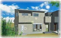 新築戸建 安城桜井区画整理地内 C棟の外観写真