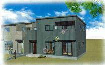 新築戸建 安城桜井区画整理地内 B棟の外観写真