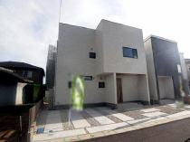新築戸建 安城市桜井駅土地区画整理地内 B棟の外観写真