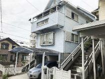 中古住宅 岡崎市稲熊町字6丁目の外観写真