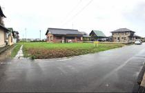 分家土地 安城市福釜町道田の外観写真