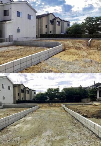 土地 安城市桜井町下谷の外観写真
