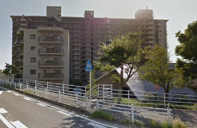 ネオシティ岡崎壱番館の外観写真