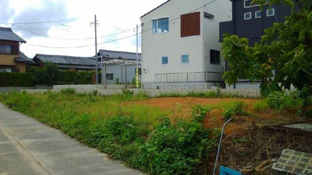 白地 安城市藤井町本郷の外観写真